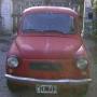 VENDO FIAT 600 SEDAN 2 PUERTAS AÑO 1973