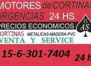 MOTORES PARA CORTINAS, VENTA Y SERVICE