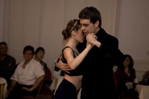 Clases de tango