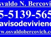 Depto de 1 Amb BARRIO NORTE Av. Santa Fe y Talcahuano