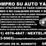 COMPRO AUTOS SIN 08 DOCUMETACION EXTRAVIADA INHIBIDOS,PRENDADOS, CHOCADOS