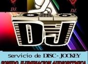 DJ. DISC JOCKEY EN FLORENCIO VARELA Y TODA ZONA SUR DJ.