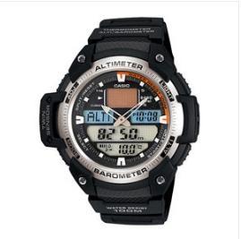 Reloj casio altimetro, barometro, termometro