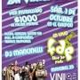 2da Vinilo fest  Flor de Pavo show en vivo Dj. Edgardo Manchinelli  fiesta Funes