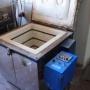 Horno para ceramica electrico monofasico