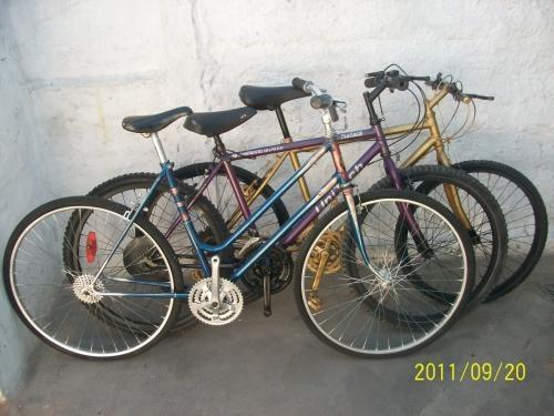 Bicicleta rodado 26 mountain-bike/vs.