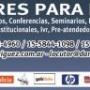 LOCUTORES MAJO RODRIGUEZ Y DANIEL TAVERNISE - CONDUCTORES DE EVENTOS - LOCUCIONES PARA EMPRESAS