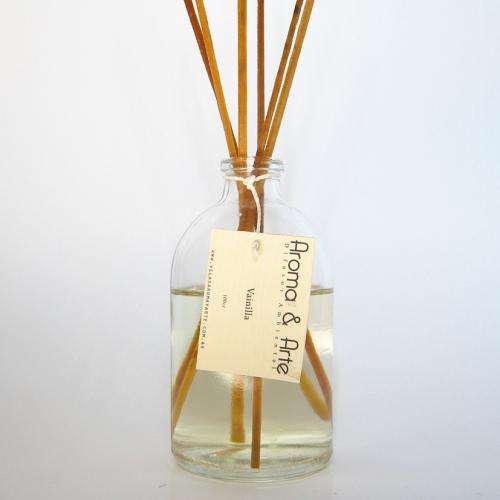Difusor arómatico en envase de vidrio x 100cc