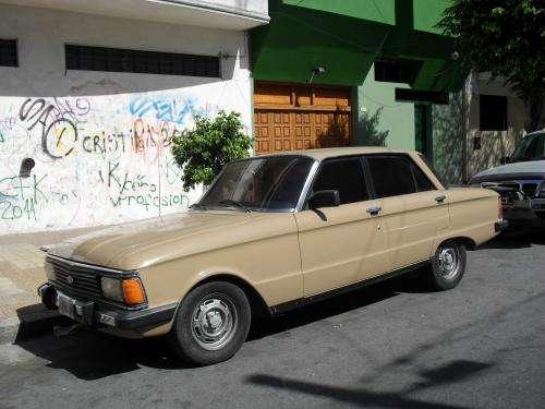 Venta de auto ford falcon de lujo totalmente original
