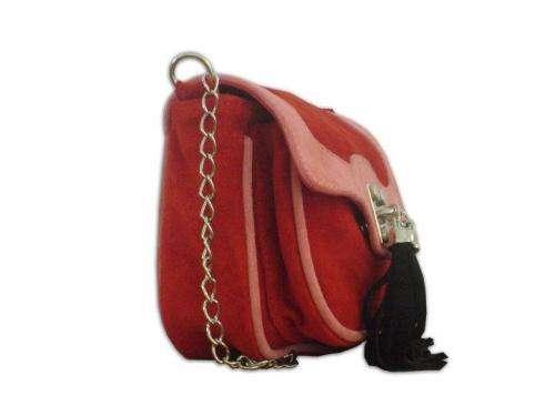 Carteras bolsos cintos cuero marroquineria