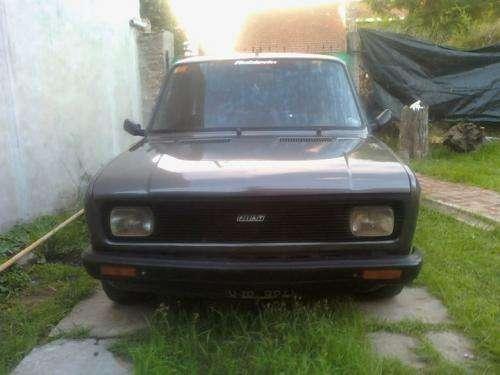Fiat 128 sedan