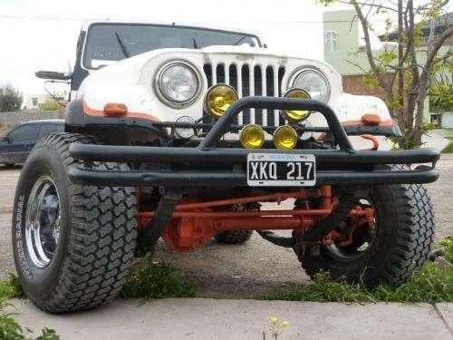 Vendo jeep 4x4 ika baqueano
