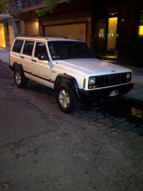 Jeep cherokee sport turbo diesel la mas full 1997