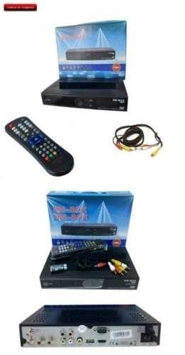 Tv satelital libre sin abono mensual kit fta sm8 original!!! en tucuman