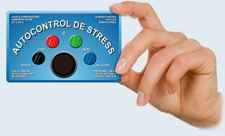 Tarjeta controlador de stress