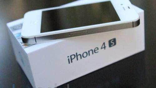 En venta nuevo reciente apple iphone 4s...$200dolares