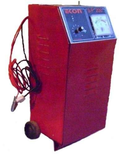 Cargador arrancador reforzado 70/800 amp nuevo!! industrial