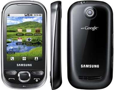 Samsung galaxy i 5500 nuevo liberado en caja $ 650