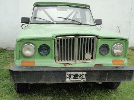Jeep gladiator/67. gnc