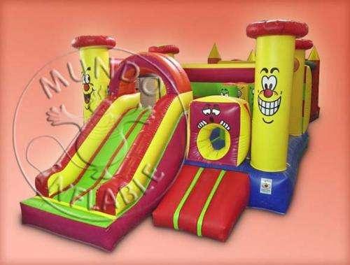 Alquielr de juegos y castillos inflables bambinos 0341-4572911