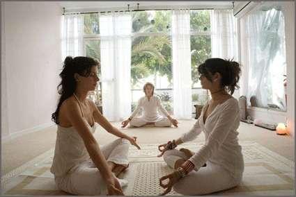 Yoga en pareja . caballito tel  4901-0620. en Capital Federal ... cd58cde38960