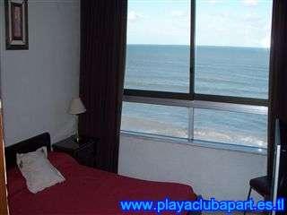 Miramar alquiler edificio playa club vista al mar