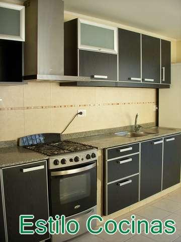Muebles de cocina en melamina en Capital Federal - Muebles | 678224