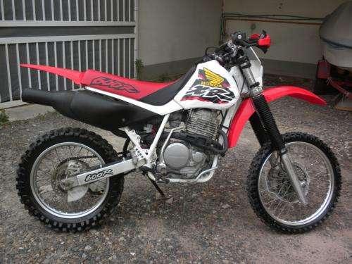 Vendo xr 600 r
