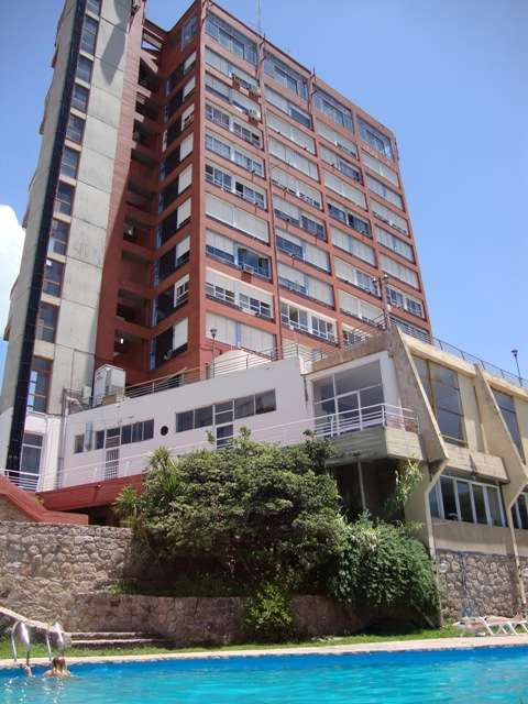Departamentos en villa carlos paz, con gran vista y pileta, en alquiler temporario