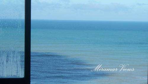 Miramar departamento edificio playa club vista al mar