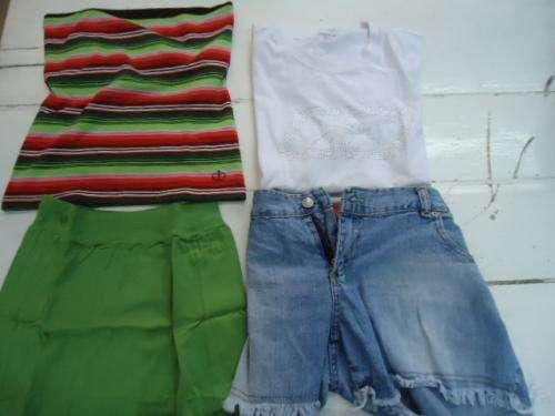 Venta de ropa usada de marcas