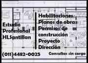 Habilitación de toldos. Capital Federal y Gran Buenos Aires