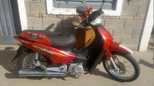 Vendo moto gilera smash