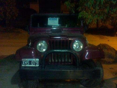 Vendo jeep ika largo