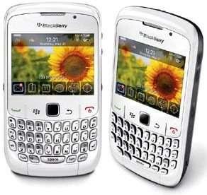 Blackberry 8520 curve blanco liberados, factura y garantia