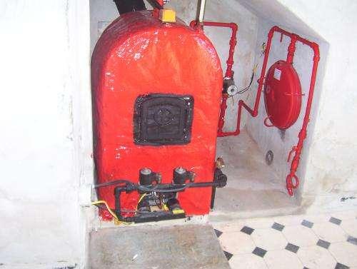Cañerias, calderas, gf group, agua, gas, calefaccion