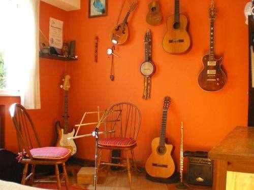 Clases de guitarra villa del parque