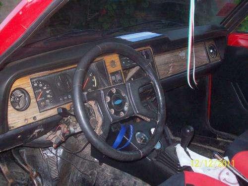 Vendo ford taunus coupe 76 gt