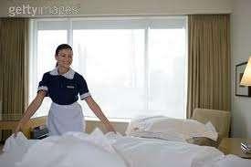 Busco empleo serv domestico o tintoreria