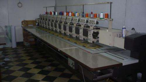 Ofrezco taller de bordados industrial