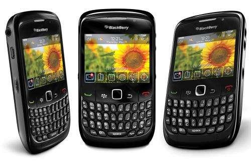 Celulares blackberry nuevos en caja libres!