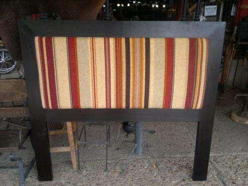 Respaldo de cama tapizado diferentes motivos