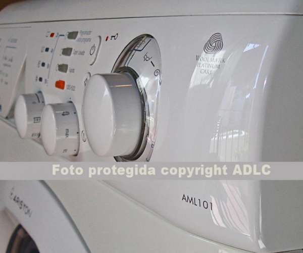 Lavasecarropas lavarropas ariston seca por aire caliente