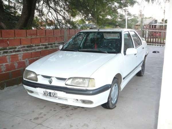 Renault 19 re mod 98 gnc grande titular vtv alarma motor nuevo 15.000 km tel 0336 154537311 san nicolas bs as