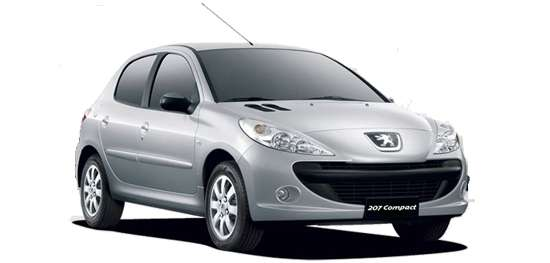 Vendo autoplan peugeot pea 6 - 207 compact xr 1.4 5 p