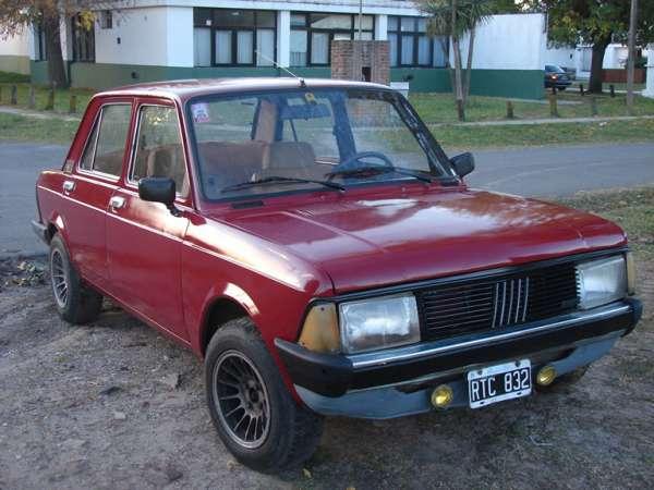 Fiat 128 super europa 1.3 cl 1987 gnc