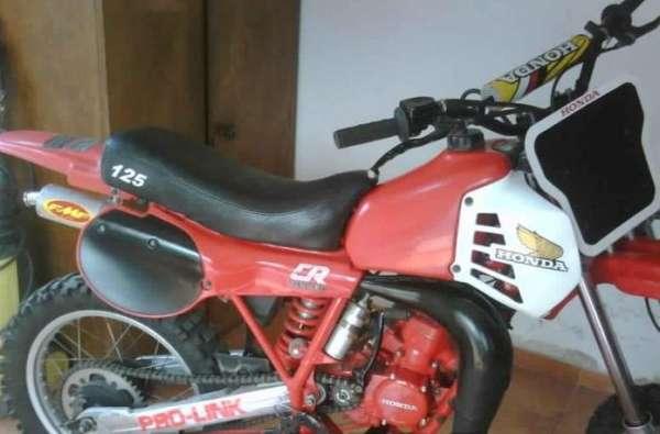 Fotos de Sport moto: honda cr 125 r elsinore 1981 unica de coleccion 2