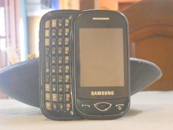 Vendo celular samsung b3410 liberado!!!!!!!!!!