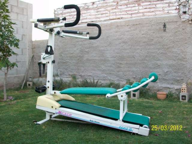 Queres hacer gimnasia en tu casa? acà esta la alternativa
