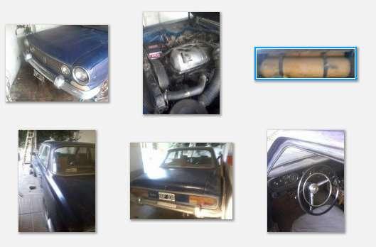 Torino 68 4 puertas para repuestos + gnc